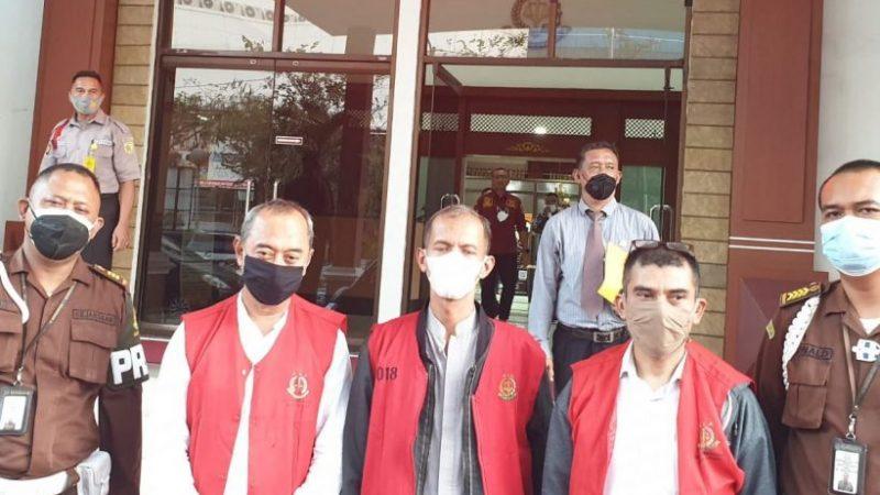 Kejati DKI Tahan 3 Tersangka Korupsi Jaktour