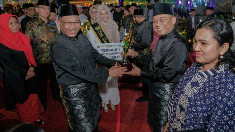 Denai Juara MTQ Medan 2020