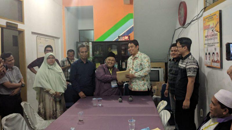 Pilkada Medan 2020 KPU : Tak Ada Paslon Perseorangan