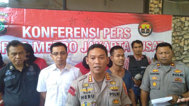 Karyawan Hotel  Borobudur Dijambret