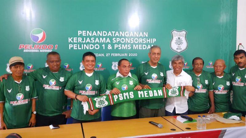 Demi Liga I, Pelindo I Gelontorkan Rp1 Miliar untuk PSMS