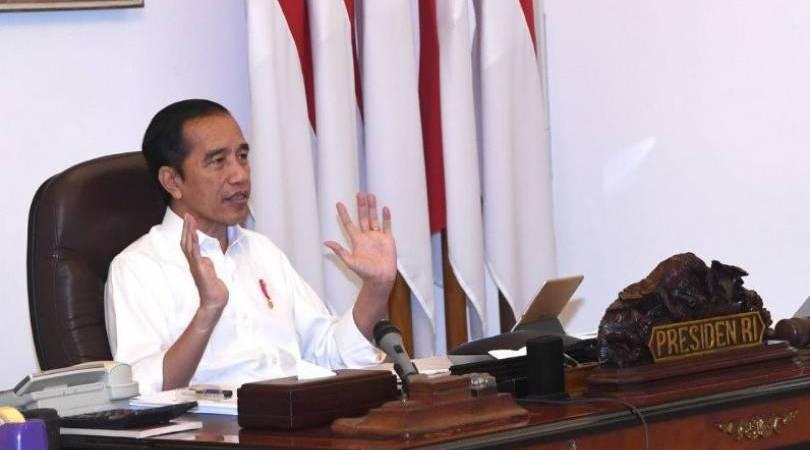 Jokowi: Jangan Mudik Lebaran