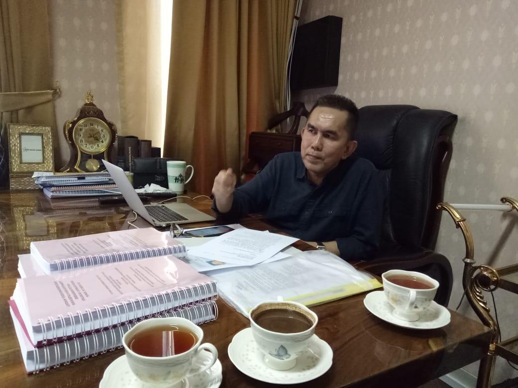 Diduga Dikriminalisasi, Ahli Waris Kaum Maboet Suku Sikumbang Mengadu Ke Mabes Polri 3
