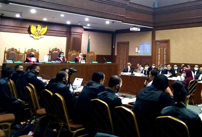 Aksi Broker Terungkap di Persidangan Jiwasraya