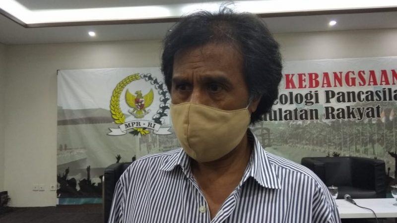 Margarito Kamis: Presiden Jokowi Sebaiknya Terbitkan Keppres Terkait Kasus Djoko Tjandra