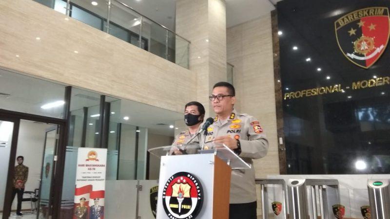 Bareskrim Kirim SPDP Kasus Prasetijo ke Kejagung