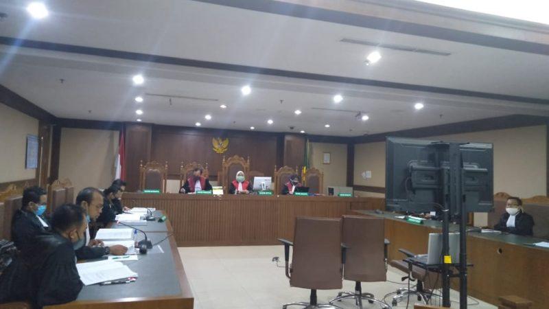 Eks Komisioner KPU Dituntut 8 Tahun Penjara