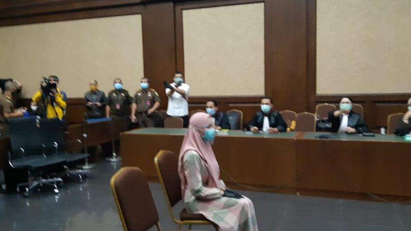 Jaksa Pinangki Didakwa Suap USD 500 Ribu