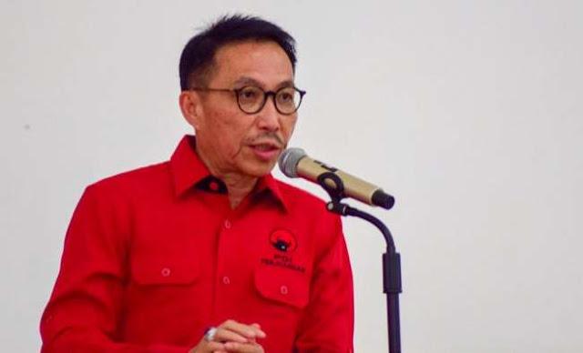 Herman Hery Harap Presiden Jokowi Segera Kirim Nama Calon Kapolri