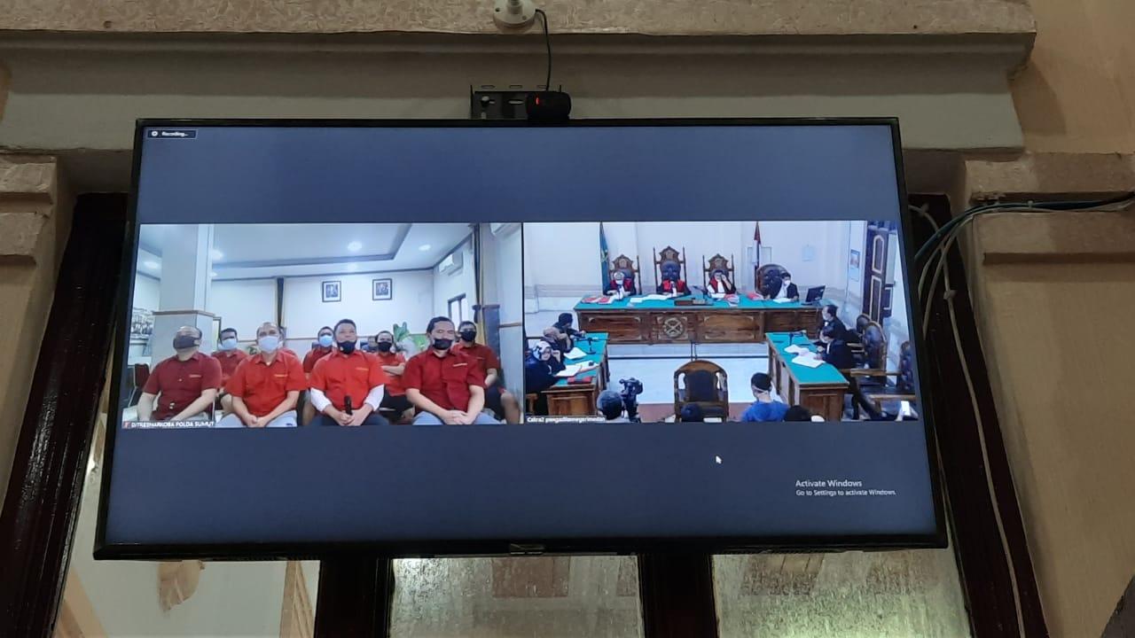 Rekayasa Penyitaan 327 Kg Ganja,Mantan Katim Satres Narkoba Polresta Padangsidempuan Lolos dari Hukuman Mati