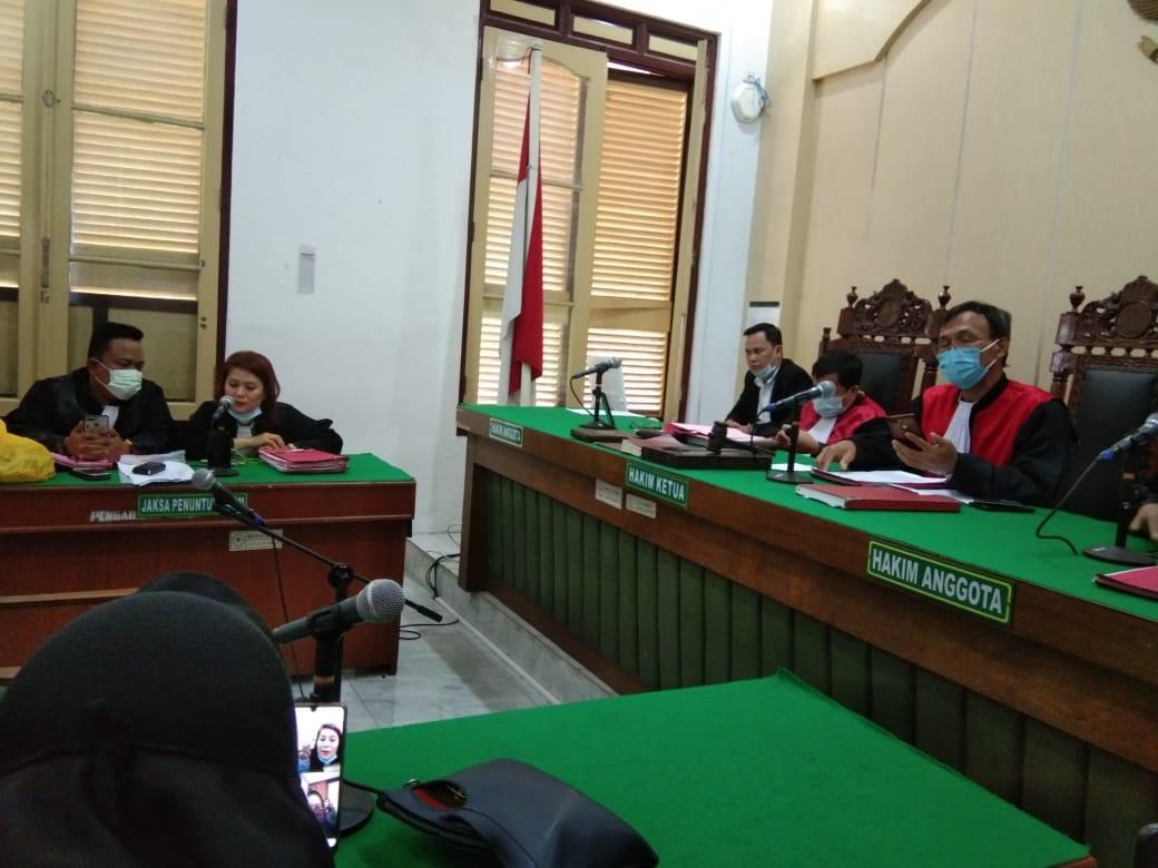 Gagal Kirim Sabu ke Aceh, Kakek Nasir Pasrah Divonis 14 Tahun Penjara