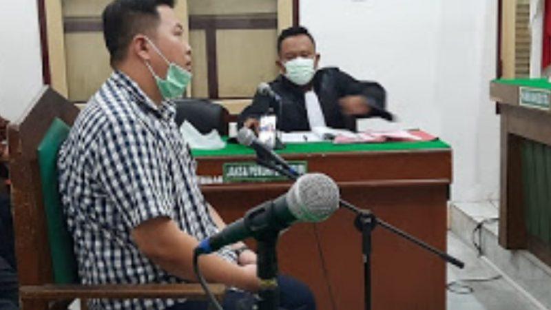 Gelapkan Uang Perusahaan dengan Orderan Fiktif, Mantan Sales PT SST Medan Disidang