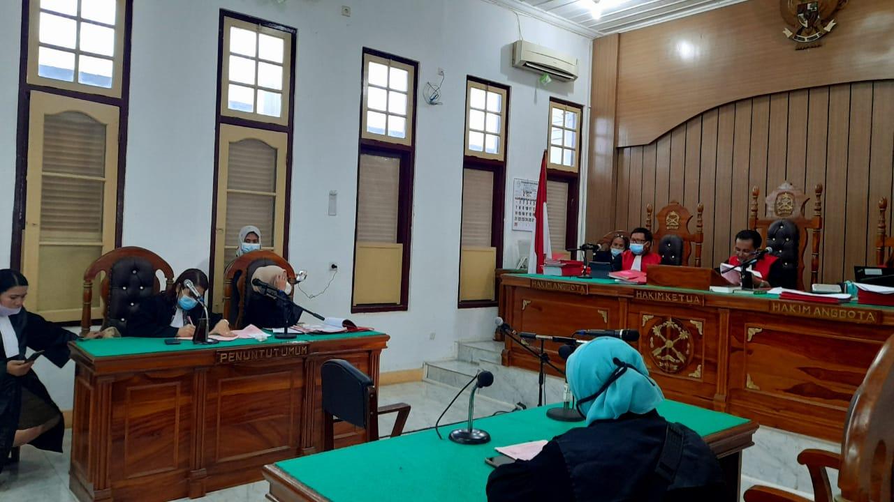 Oknum Polrestabes Medan Divonis Dua Kali Terkait Narkoba