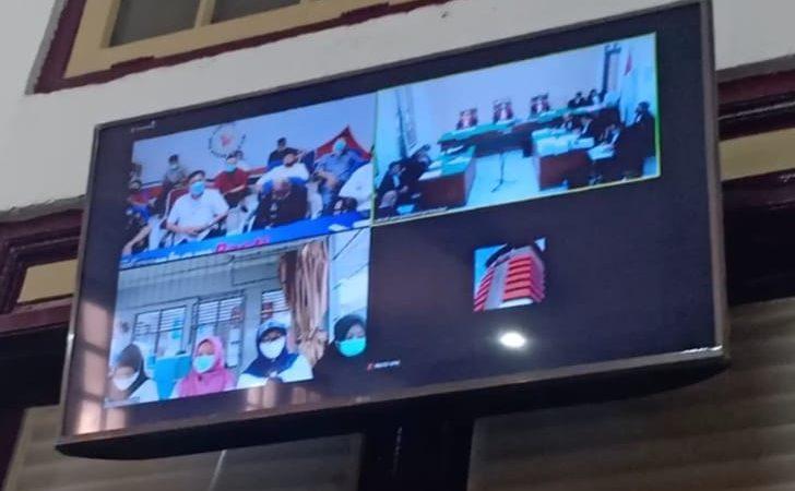 14 Mantan Anggota DPRD Sumut Penerima Suap Gatot Pujo Nugroho Dituntut Bervariasi