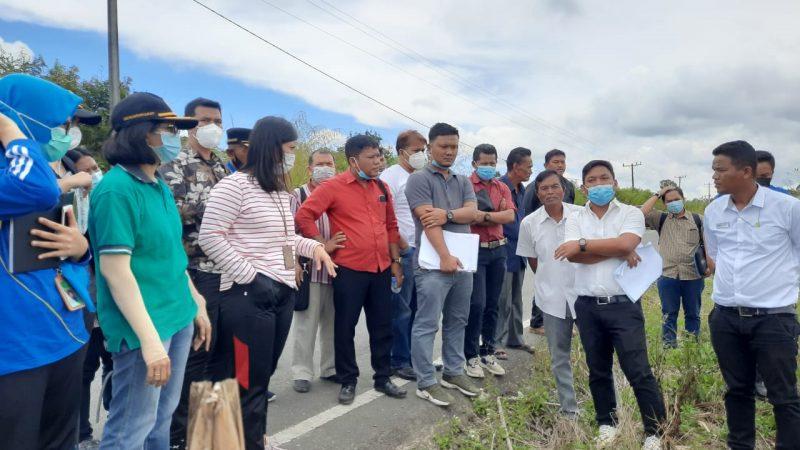 Proyek Pembangunan Bandara Sibisa Diminta Dihentikan karena Digugat Caplok Tanah Warga