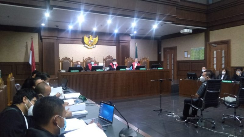 Bos Mulia Grup Djoko Tjandra Dituntut 4 Tahun Penjara