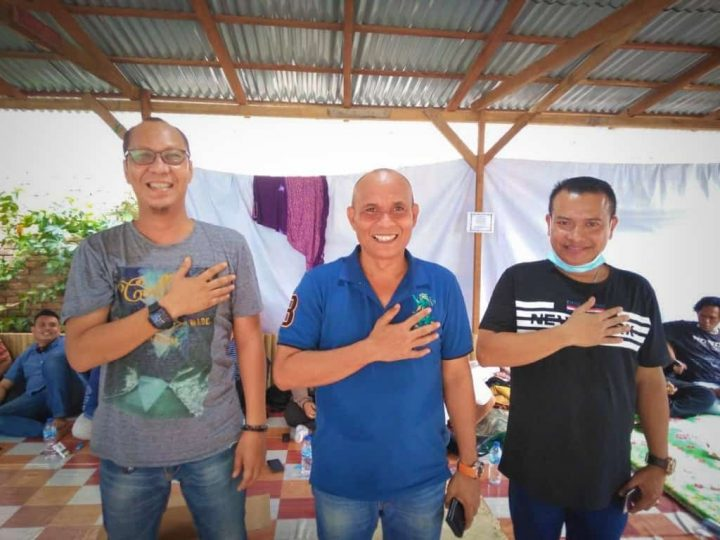 Zuklifli Tanjung Terpilih Jadi Ketua Wartawan Polda Sumut