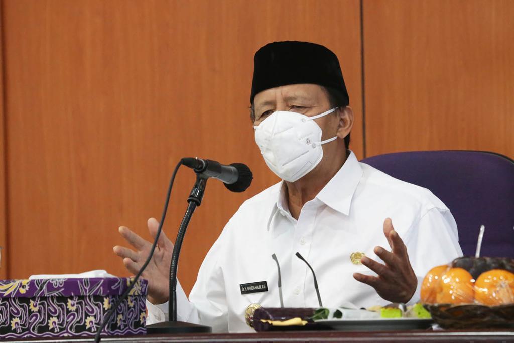 Gubernur Banten Dukung Kejati Usut Korupsi Dana Hibah