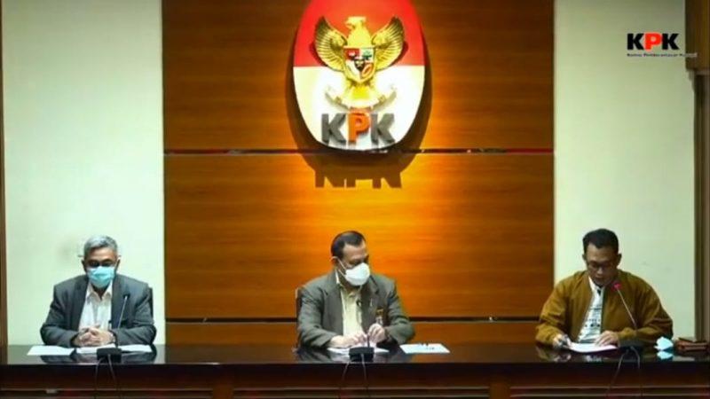 KPK Tahan Wali Kota Tanjungbalai