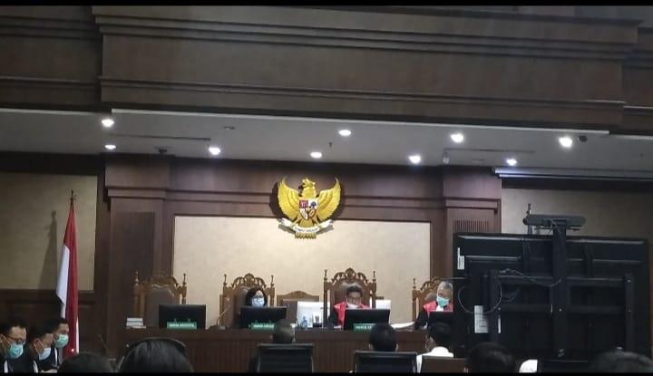 Ada Nama Menhan Prabowo Dalam Sidang Perkara Suap Benih Lobster