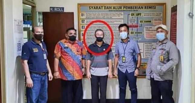 Kejari Jakarta Utara Tangkap Buronan Tua