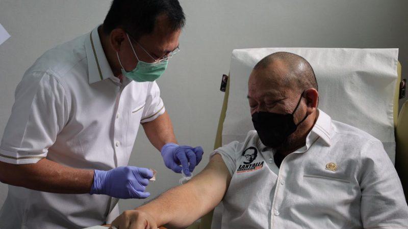 Ketua DPD RI Dukung Vaksin Nusantara