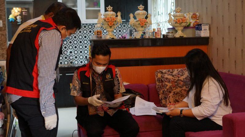 Diduga Korupsi Rp 2,8 M, Kejari Medan Tahan Mantan Bendahara Puskesmas
