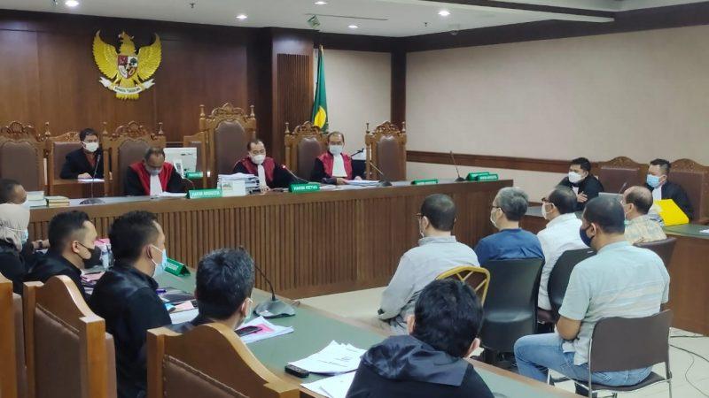 Duh, Hakim Marahi Saksi dalam Sidang Korupsi BTN