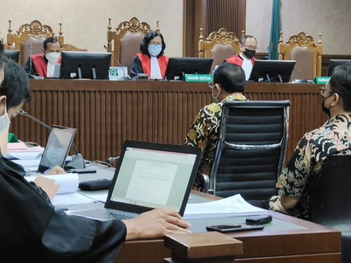 Benny Tjokro Bantah Pinjamkan Rp500 Miliar kepada Piter Rasiman