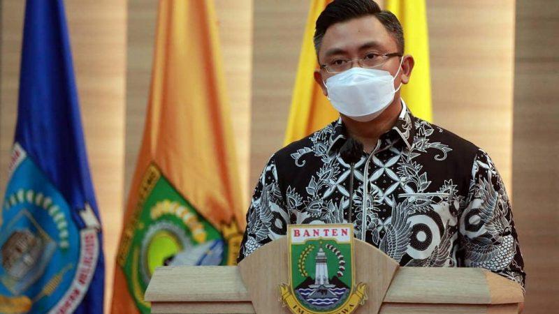 Wagub Banten: Target Saber Pungli, Pelayanan Publik Efektif-Efisien dan Cegah Korupsi