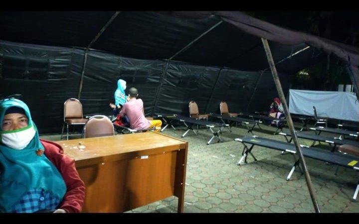 Covid Menggila di Kabupaten Bogor, RSUD Siapkan 2 Tenda Darurat