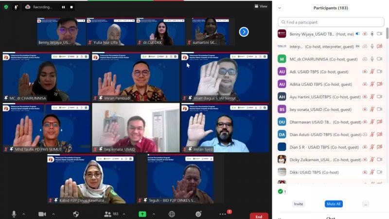 USAID dan Kemenkes Luncurkan Jejaring Sosial untuk Penyakut TBC