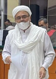 Habib Rizieq Divonis 4 Tahun Terkait Berita Bohong