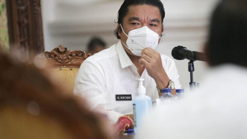 Tekan Covid-19, Pemprov Banten Terapkan Tugas Kedinasan Kantor Sebesar 10%