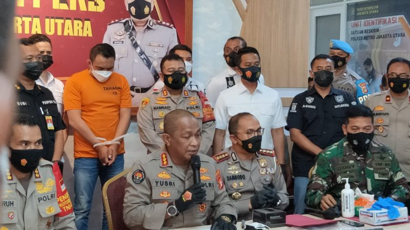 Pengendara Pajero Bersenpi Aniaya Sopir Truk, Polisi: Pelaku Bukan Anggota