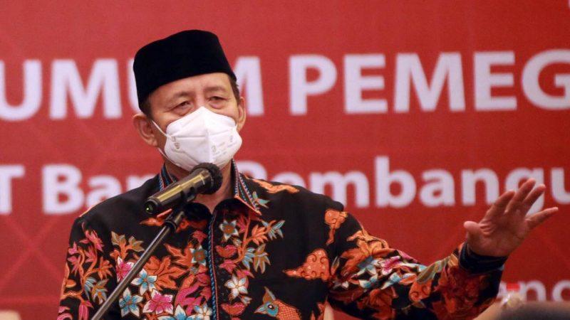 Gubernur Banten Sudah Pulih dan Sehat
