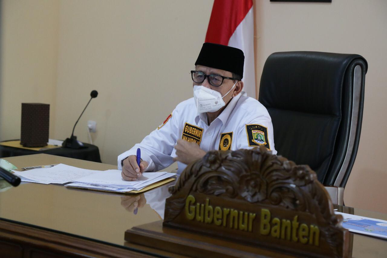 Gubernur Banten: Pandemi Covid-19 Sudah Darurat