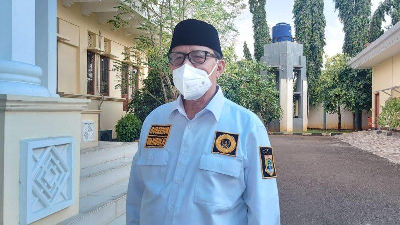 Gubernur Banten Sudah Dinyatakan Negatif Covid-19