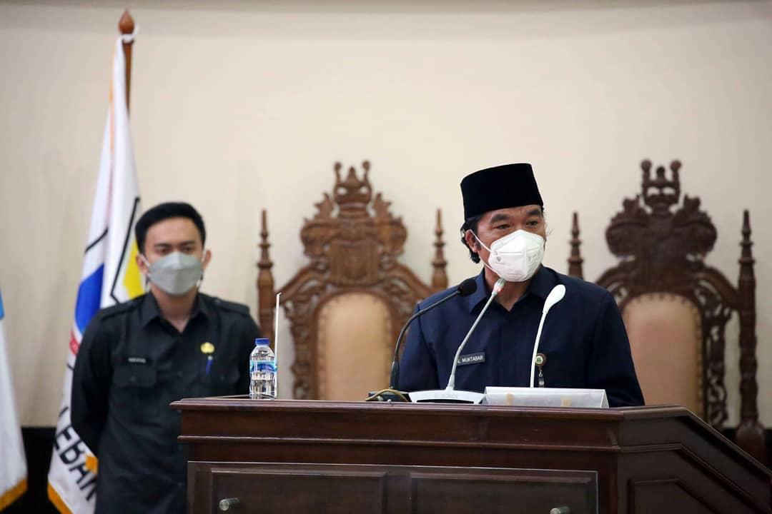 Gubernur WH Ajak Tingkatkan Sinergitas untuk Wujudkan Kesejahteraan Masyarakat Banten