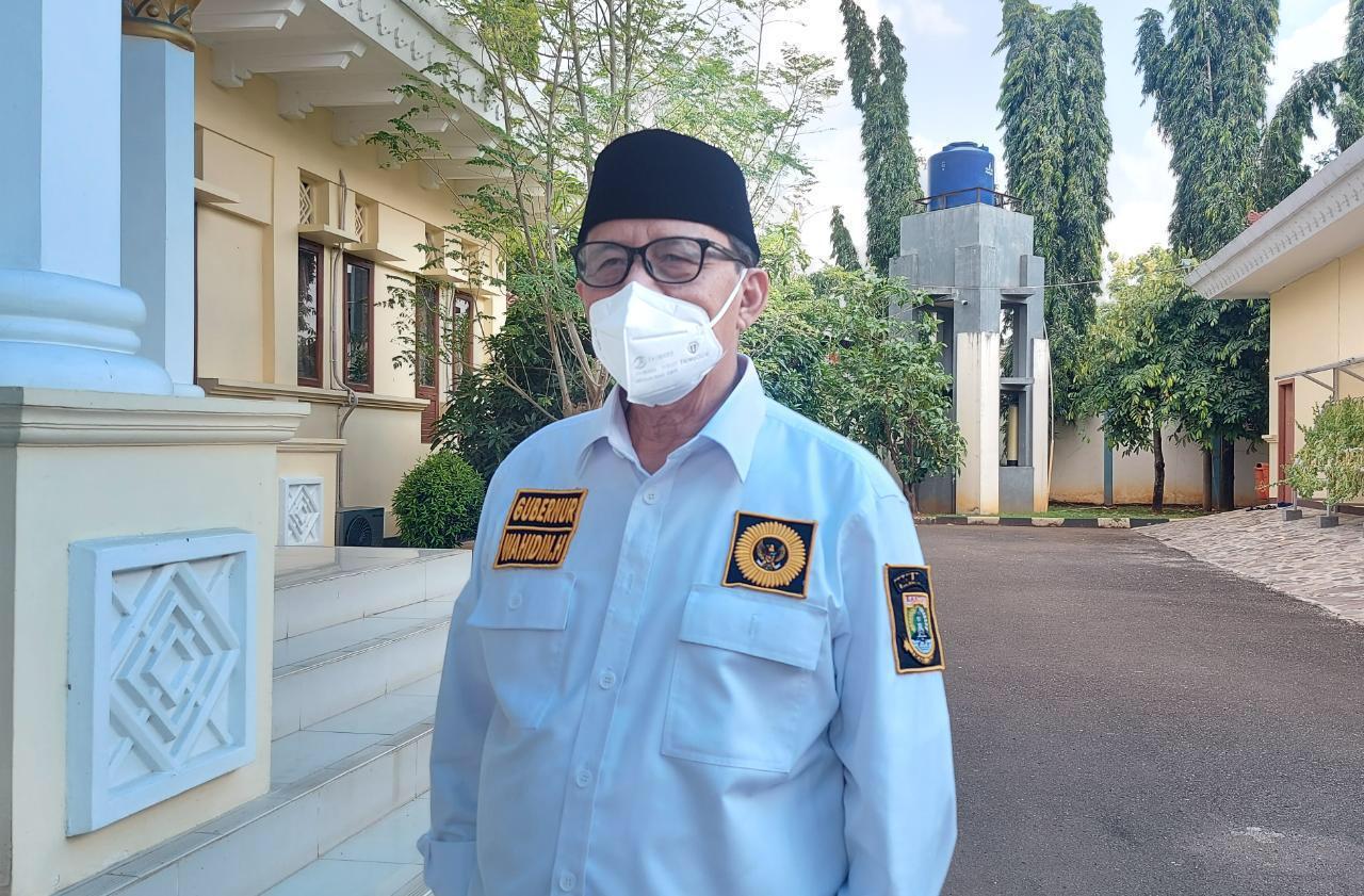 Gubernur Banten Himbau Pedagang Obat dan Oksigen Medis Tidak Memanfaatkan Situasi
