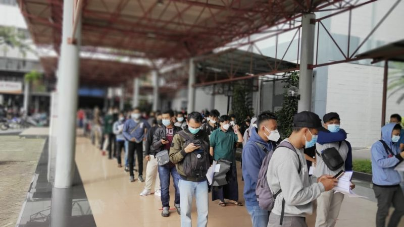 Hadapi Ribuan Peserta, Begini Cara TNI dan Walubi Adakan Vaksinasi di Kemayoran
