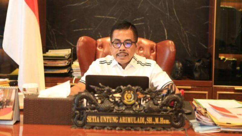 Wakil Jaksa Agung Berharap Pelatihan HAM Kian Meningkatkan Kompetensi Jaksa