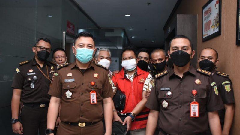 Kejati Jabar Tahan Eks Kepala Berdikari Insurance Cabang Bandung
