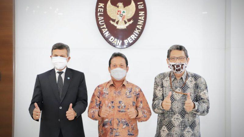 Menteri Trenggono Ajak FAO Sinergi Bangun Sektor KP