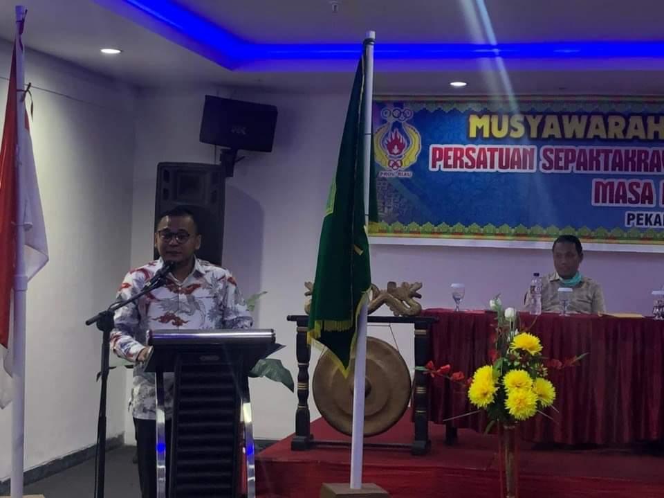 Mengembalikan Kejayaan Riau di Sepak Takraw