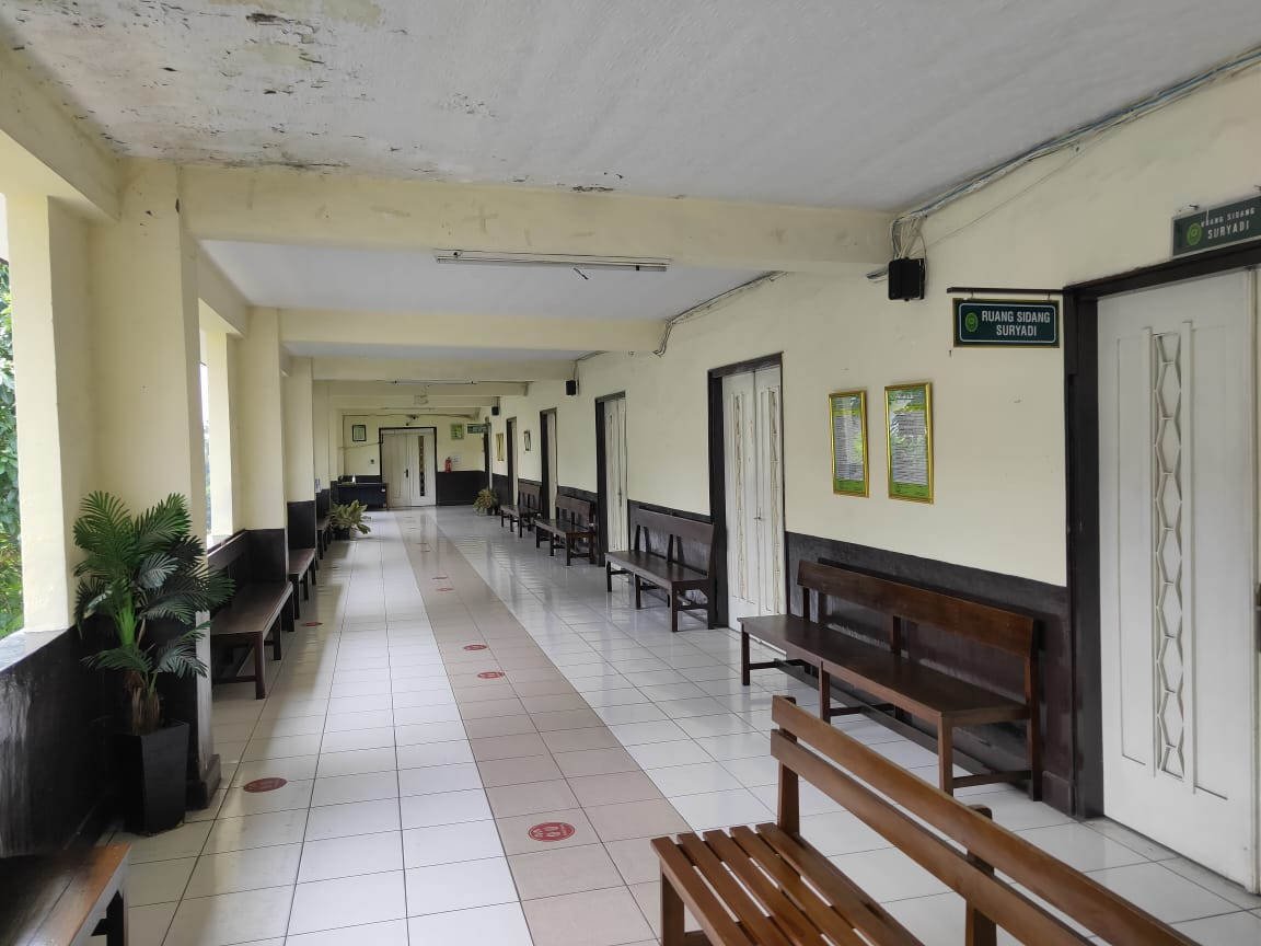 Hakim Terpapar Covid, PN Jakut Batasi Sidang