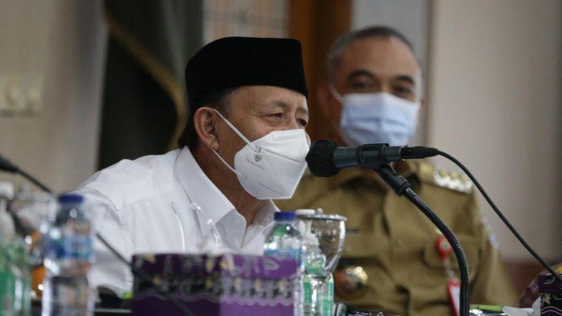 Jurus Pemprov Banten Hadapi Kelangkaan Obat dan Oksigen Medis serta Tekanan Keterisian RS