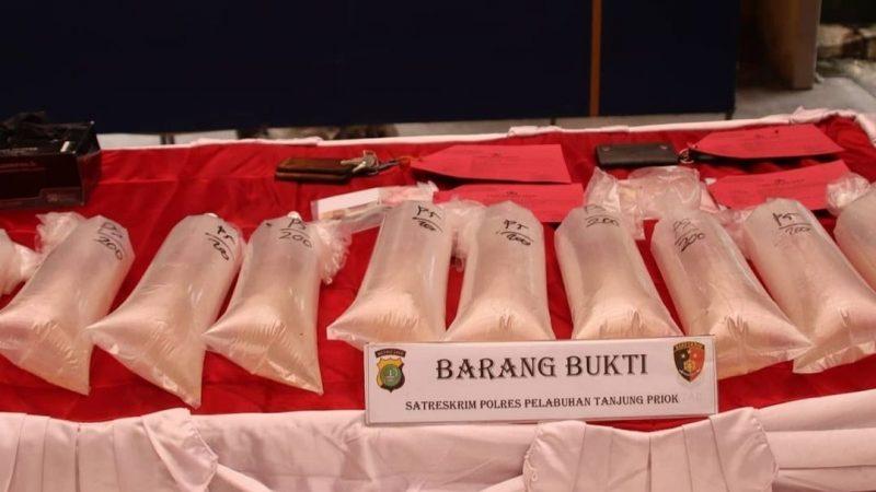 Polisi Gagalkan Penyelundupan Benih Lobster Senilai Rp6 Miliar