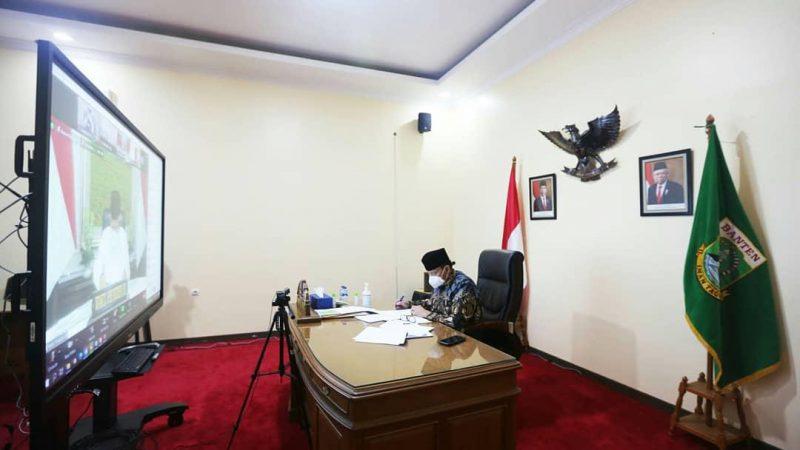 Pemprov Banten Akan Tingkatkan Sosialisasi Protokol Kesehatan Ke Masyarakat