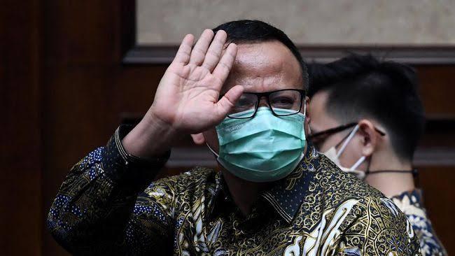 KPK Hormati Vonis 5 Tahun untuk Edhy Prabowo